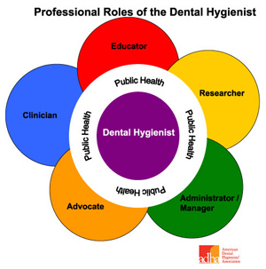 Professional Roles of the Dental Hygienist
