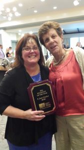 MDHA's Hygienists' of the Year - E Jane Crocker